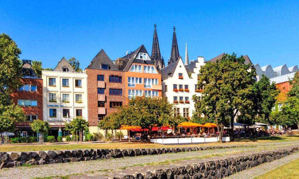 Köln - die bunte Metropole am Rhein